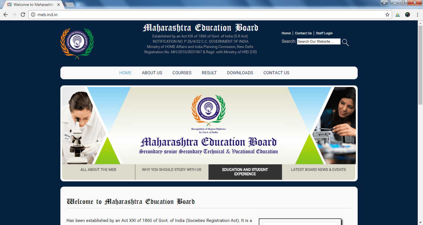Maharashtra Education Board